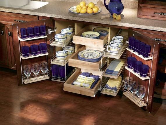 Clever Kitchen Storage Ideas Renov8 Construction