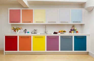 Pantone Inspired Kitchens