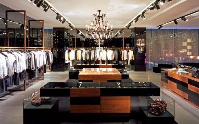 Classy Retail Space Design