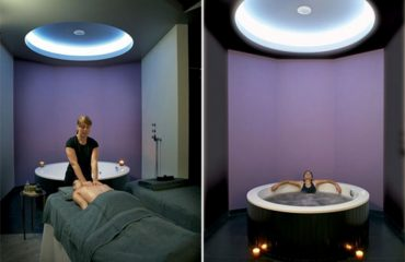 Modern Private Spa Design